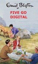 Golden Marzipan Five go Digital