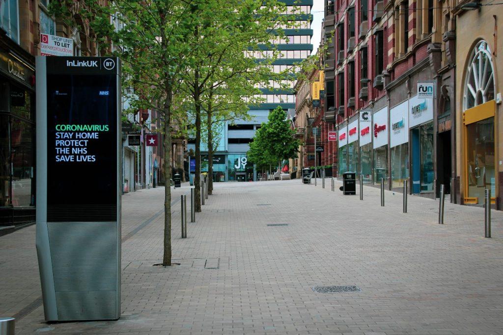 High Street - Deliver Change Image 1